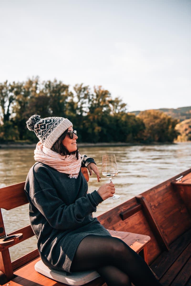 Sommertageblog zu Besuch in der Wachau